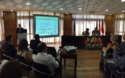 Economía presenta en Cabo Verde siete de los proyectos Interreg-MAC de cooperación con Canarias