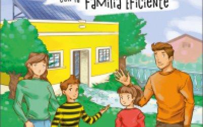 Aprendiendo a ahorrar energía con la familia Eficiente